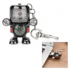 Creative Astronaut Style USB 2.0 Flash Drive - Black (16GB)