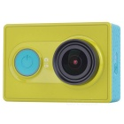 Xiaomi Xiaoyi 1080P 16MP CMOS Sports Camera Camcorder w/ Wi-Fi / Bluetooth V4.0 - Green