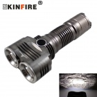 KINFIRE XM-L U2 5-Mode 1200lm White Flashlight