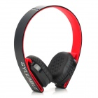 Syllable G600 Bass Wireless Bluetooth 4.0 Casque avec microphone / 40mm Haut-parleur - Noir + Rouge