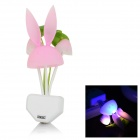 MLSLED 0.5W Cartoon Rabbit Light Control Nightlight 40lm SMD 3014