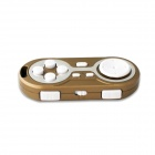 Wireless Bluetooth Gamepad Joystick for IOS / Android Phone - Golden