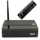 MeLE PCG03 Quad-Core Windows 8.1 (Bing) Mini PC w/ 32GB ROM + F10 Deluxe Air Mouse - Black (EU Plug)