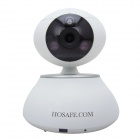 HOSAFE 1MW6 Smart Home Security System With Door/Window Sensor Remote Control Wireless IP Camera HD