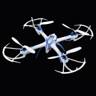 JJRC X6 Shockproof 2.4GHz 6-axis UFO Quadcopter w/ Gyro - White + Blue