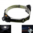KINFIRE 701C Intelligent Sensing XPE R3 180lm 1-Mode Cool White LED Headlight Headlamp (3 x AAA)