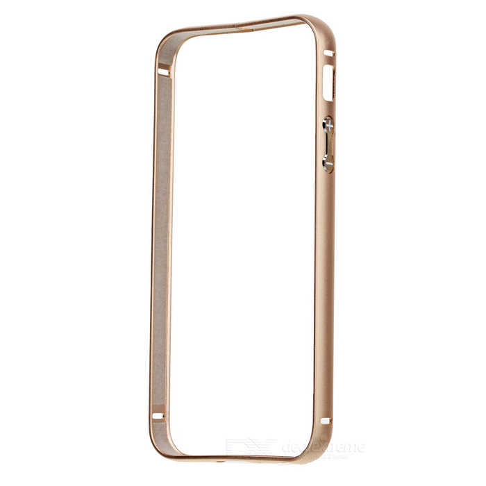 Durable Aluminum Alloy Bumper Frame for IPHONE 5/5S - Golden