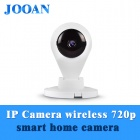"JOOAN JA-700MRB-T 1/4 ""CMOS 1.0MP HD 720P Умный дом IP-камера W / 1-IR-LED / Wi-Fi / TF - Белый"