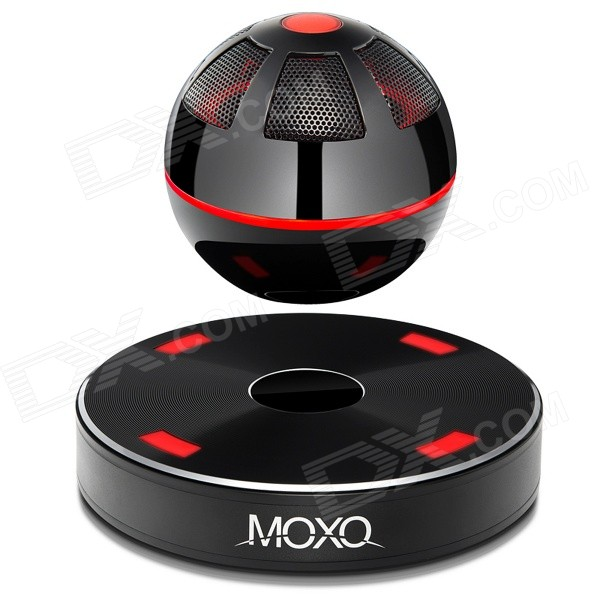 MOXO maglev Bluetooth V4.1 EDR stereo speaker w / microfoon voor iPhone / iPad