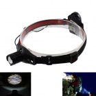 KINFIRE T02 Zooming XP-E R3 230lm LED 3-Mode White Headlamp (3*AAA)