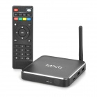 ZAP-MXQ Quad-Core Android 4.4 Google TV Player w/ 1GB RAM, 8GB ROM, Wi-Fi, BT - Black (US Plug)