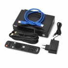 MELE X1000 4K Android 4.4 Kitkat XBMC Google TV Player w/ 1GB RAM, 8GB ROM - Black
