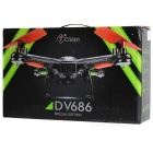 JJRC DV686 FPV R/C Quadcopter w/ Gyro / 2.0MP Camera / Headless Mode