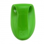 "TWP 197 0.9"" LCD Clip-on Pedometer - White + Green (1 * AG10)"