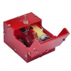 NEJE Mini Useless Fully Assembled Machine Box Toy - Red (2 * AAA)