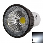 Walangting GU10 3W COB LED Spotlight White Light 6000K 300lm - Iron Gray (AC 110~240V)