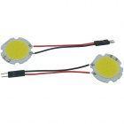Carking T10 / BA9S / Festoon 2W 6000K 560lm COB White Car Lamp (2PCS)