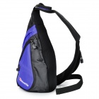 NatureHike NHSDB Single-Shoulder Messenger Bag - Blue + Black