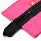 NatureHike Outdoor Travel Hanging Organizer Storage Bag - Deep Pink