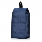 NatureHike Outdoor Travel Hanging Organizer Storage Bag for Toiletries Makeup Gadgets - Deep Blue
