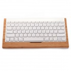 SDMDI High-End Wood Bluetooth Keyboard Shelf for 10.6 inch Apple Computer