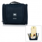 NatureHike Outdoor Travel Large-Capacity Toiletries Makeup Storage Wash Bag - Navy Blue