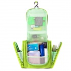 NatureHike Outdoor Travel Large-Capacity Toiletries Makeup Storage Wash Bag - Fluorescent Green