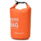 NatureHike Ultra-Light Small-Sized Outdoor Sports Drifting Waterproof Storage Bag - Orange (5L)