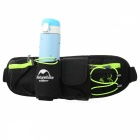 NatureHike Outdoor Sports Cycling Gadgets Storage Waist Bag for Cellphone / Water Bottle - Black