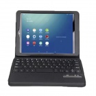 SEENDA Bluetooth V3.0 59-Key Keyboard w/ Protective PU Leather Case Stand for Nokia N1 - Black