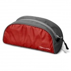 NatureHike Outdoor Travel Nylon Toilet Kit Storage Bag - Deep Red