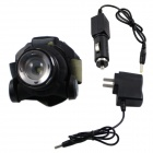 KINFIRE T20 Outdoor Zooming XP-G Q5 400lm LED 3-Mode White Light Headlight Headlamp