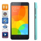 "XiaoMi Redmi 2 Android 4.4 Quad-core 4G FDD-LTE Bar Phone w/ 4.7"" Screen, 8GB ROM - Mint Green"