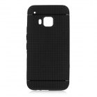 Protective TPU Back Case for HTC One M9 - Black