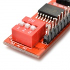 PCF8574T IO Extension Board Module for Arduino - Red
