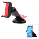 "CKQ-003 Universal Car Mount Holder for IPHONE 6 / 6 PLUS & 6"" Handset - Black + Red"