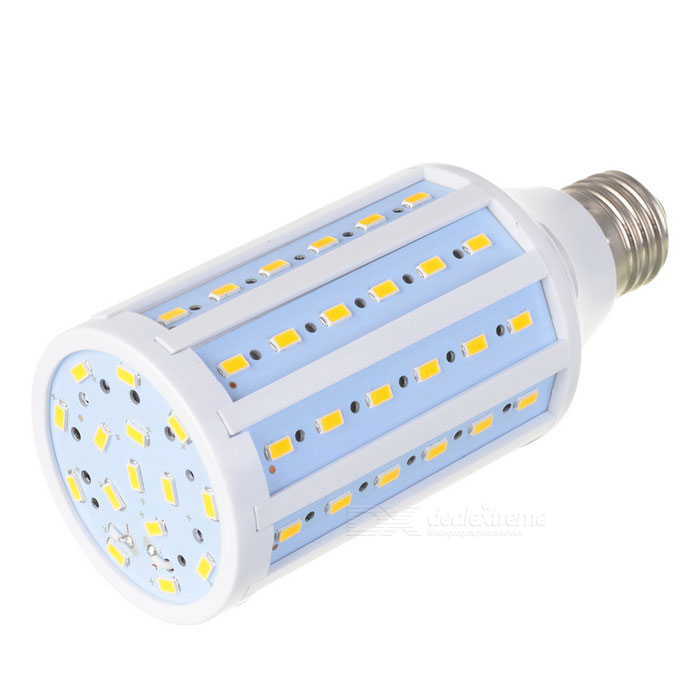 E27 15W Corn Lamp Warm White 3000K 1680lm 84-SMD 5630 LED (220-240V)