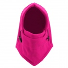 Women's Outdoor Sports Camping / Mountaineering / Cycling Warm Hat - Deep Pink
