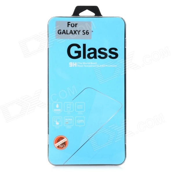 Tempered Glass Screen Protector Film for Samsung Galaxy S6