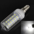E14 6W 500lm 7500 K 5730-36 LED SMD branco Bulboo % 28220% 7E240V % 29