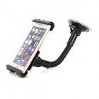 360 Degree Rotary Mount Holder w/ Suction Cup Stand for IPAD / Samsung / HTC + More - Black