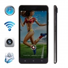 "CUBOT S350 Quad Core Android 4.4.2  WCDMA Bar Phone w/ 5.5"" OGS HD, 2GB RAM, 16GB ROM, Wi-Fi - Black"