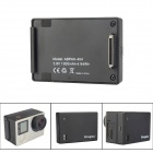 Kingma ABPAK-404 1300mAh External Battery for Gopro Hero 2/3/3+/4 - Black
