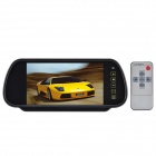 "1035 7"" LCD Touch TFT Dispaly Parking Radar / Rearview Camera Intelligent Parking Asistant System"