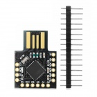 Tiny USB ATMEGA32U4 Development Board compatible Arduino - Black