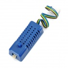 Mini 3 / 4-pin Electric Fan Speed Controller for PC - Deep Blue (DC 5~12V)