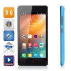 "MG9 Android 4.4.2 Dual-Core WCDMA 3G Phone w/ 4.5"" IPS, 2GB ROM, GPS, Wi-Fi, Dual Cam - Black + Blue"