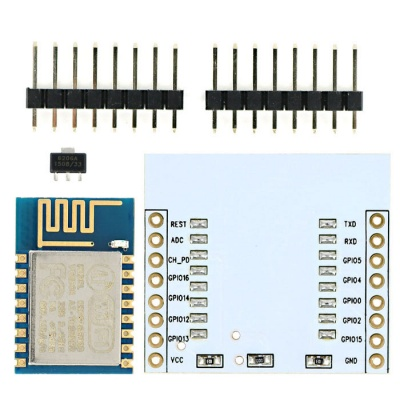 ESP-12 ESP8266 Serial WiFi Module Kit for Arduino / Raspberry Pi