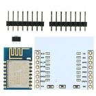 ESP-12 ESP8266 Serial WiFi Wireless Module w/ PCB Antenna + Adapter Board for Arduino / Raspberry Pi