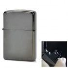 P1032 USB Powered Windproof Pulsed Arc Lighter - Black